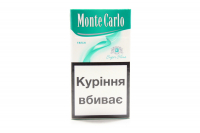 Сигарети Monte Carlo Super Slims Fresh