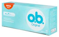 Тампони гігієнічні O.b. Original Super, 16 шт.