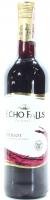 Вино Echo Falls Merlot червоне сухе 0,75л х6