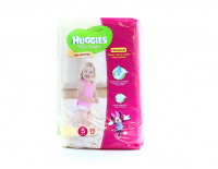 Підгузки Huggies Ultra Comfort д/дівчаток 5 12-22кг 15шт x6