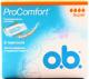 Тампони гігієнічні O.b. ProComfort Super, 8 шт.