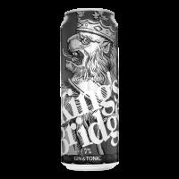 Напій слабоалкогольний King`s Bridg Gin&Tonic ж/б 0,5л х12