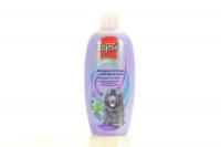 Шампунь Topsi для собак з чорною шерстю Конвалія 200 мл х6