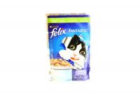 Корм Felix Fantastic з кроликом для котів 100г х60