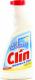"""Рідкий засіб миючий для вікон/скла Clin """"Лимон"""" запаска, 500 мл"""