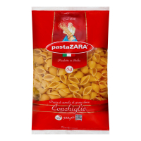 Макаронні вироби Pasta Zara Conchiglie 500г х20