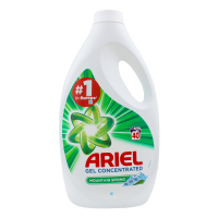 Засіб Ariel д/прання рідкий Гірське джерело 2.2л х6