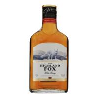 Настоянка Highland Fox Honey 35% 0,25л х6