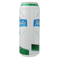 Пиво Kalnapilis безалкогольне 0,5л з/б х24