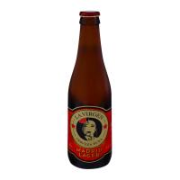 Пиво La Virgen Madrid Lager світле нефільтроване  с/б 0,33л
