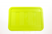 Ящик Heidrun 1,5л 19*15см пластик арт.1571 х6