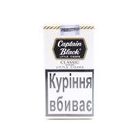 Сигари Capitan Black Classic 20шт.