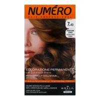Фарба для волосcя NUMERO 7.43 х6