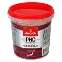 Рис Akura для суші 400г