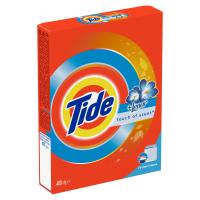 Пральний порошок Tide +Lenor touch os scent 2в1 для ручного прання, 400 г