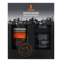 Віскі Auchentoshan 40% 0,7л +2 чашки х2