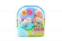 Іграшка Simba лялька Єва з тваринами арт.541910 х6