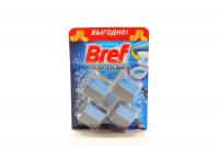 Чистячі кубики для зливного бачка Bref Duo-Cubes 2в1, 4 шт.