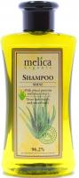 Шампунь Melica organic для блиску волосся 300мл