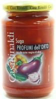 Соус Casa Rinaldi томатний з садовими овочами 350г