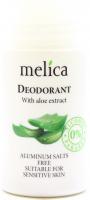 Дезодорант Melica з екстрактом алое 50мл х6