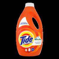 Засіб для прання Tide рідкий Альпійська свіжість 1,82л х4