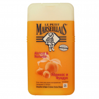 Гель для душу Le Petit Marseiliais абрикос-фундук 250мл