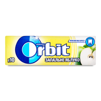 Жув.гумка Orbit Запальне яблуко 14г