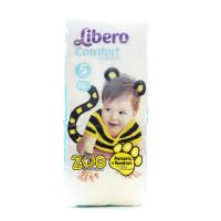 Підгузки Libero Comfort 5  10-16кг 56шт х6