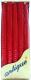 Свічка Bispol Renaissance S30-30 10шт. червона-конічна