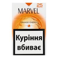 Сигарети Marvel Orange Energy 25