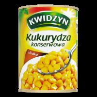 Кукурудза Kwidzyn консервована 400г