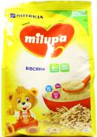 Каша Milupa Nutricia безмолочна суха вівсяна 170г х9