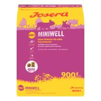 Корм Josera Miniwell для собак 0,9кг х6