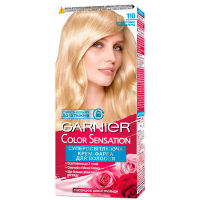 Суперосвітлююча крем-фарба для волосся Garnier Color Sensation №110 Діамантовий Ультраблонд