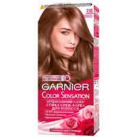 Крем-фарба стійка для волосся Garnier Color Sensation №7.12 Перлинна Таємниця
