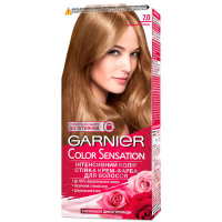 Крем-фарба стійка для волосся Garnier Color Sensation №7.0 Ніжний Блонд