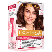 Фарба для волосся LOreal Excellence Creme 5.15