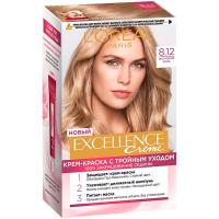 Фарба для волосся LOreal Excellence Creme 8.12