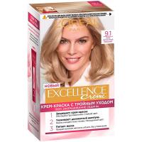 Фарба для волосся LOreal Excellence Creme 9.1