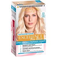 Фарба для волосся LOreal Excellence Pure Blonde 01