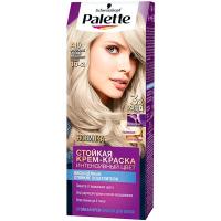 Фарба для волосся Palette Інтенсивний колір A-10 10-2 Перлинний блондин