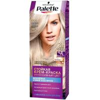 Фарба для волосся Palette Інтенсивний колір C10 10-1 Сріблястий блондин