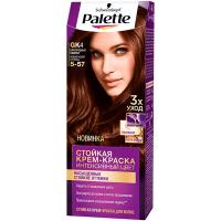 Фарба для волосся Palette Інтенсивний колір GK4 5-57 Благородный Каштан