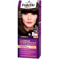 Фарба для волосся Palette Інтенсивний колір N2 3-0 Темно-каштановий