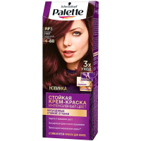 Фарба для волосся Palette Інтенсивний колір RF3 4-88 Червоний гранат