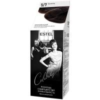 Фарба-догляд для волосся Estel Celebrity 5/7 Шоколад