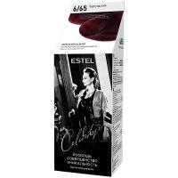 Фарба-догляд для волосся Estel Celebrity 6/65 Бургундський