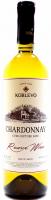 Вино Koblevo Chardonnay біле сухе 0,75л х6