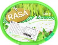 Сир Rasa м`який із зеленню 180г х12